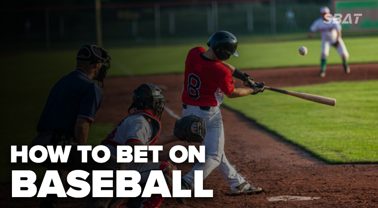 betting lines explained baseball bats