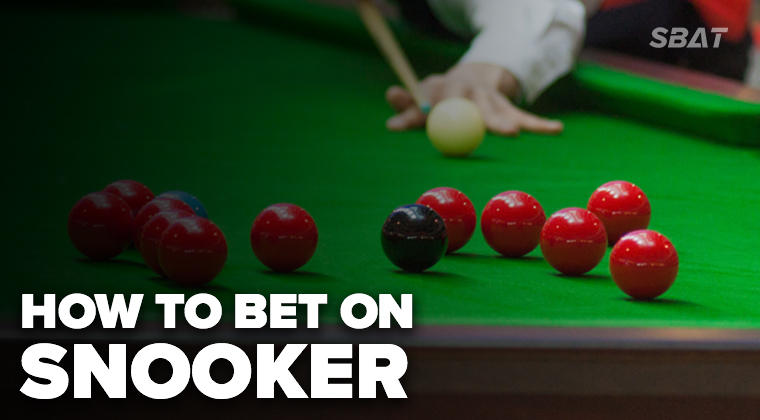 bet on snooker